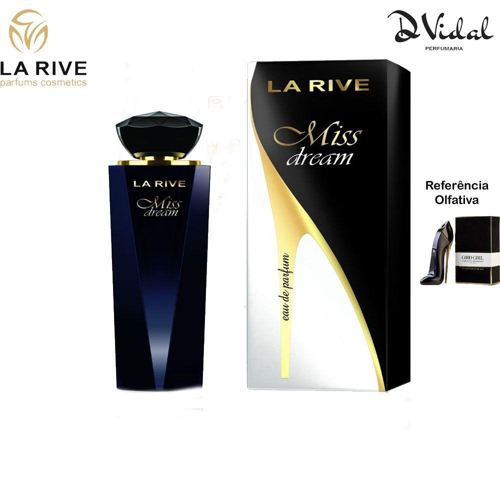 Miss Dream - La Rive Eau de Parfum - Perfume Feminino 100ml