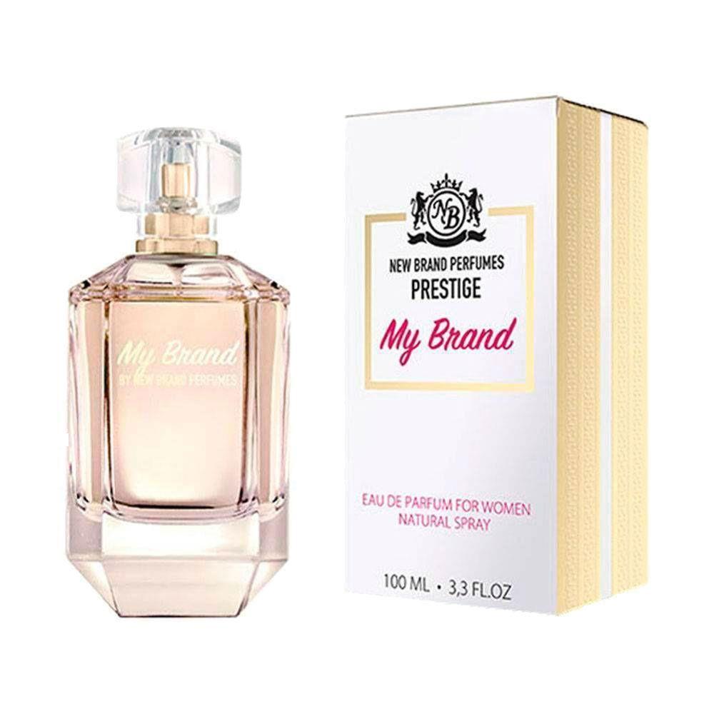 My Brand Prestige - Eau de Parfum New Brand - Perfume Feminino 100ml