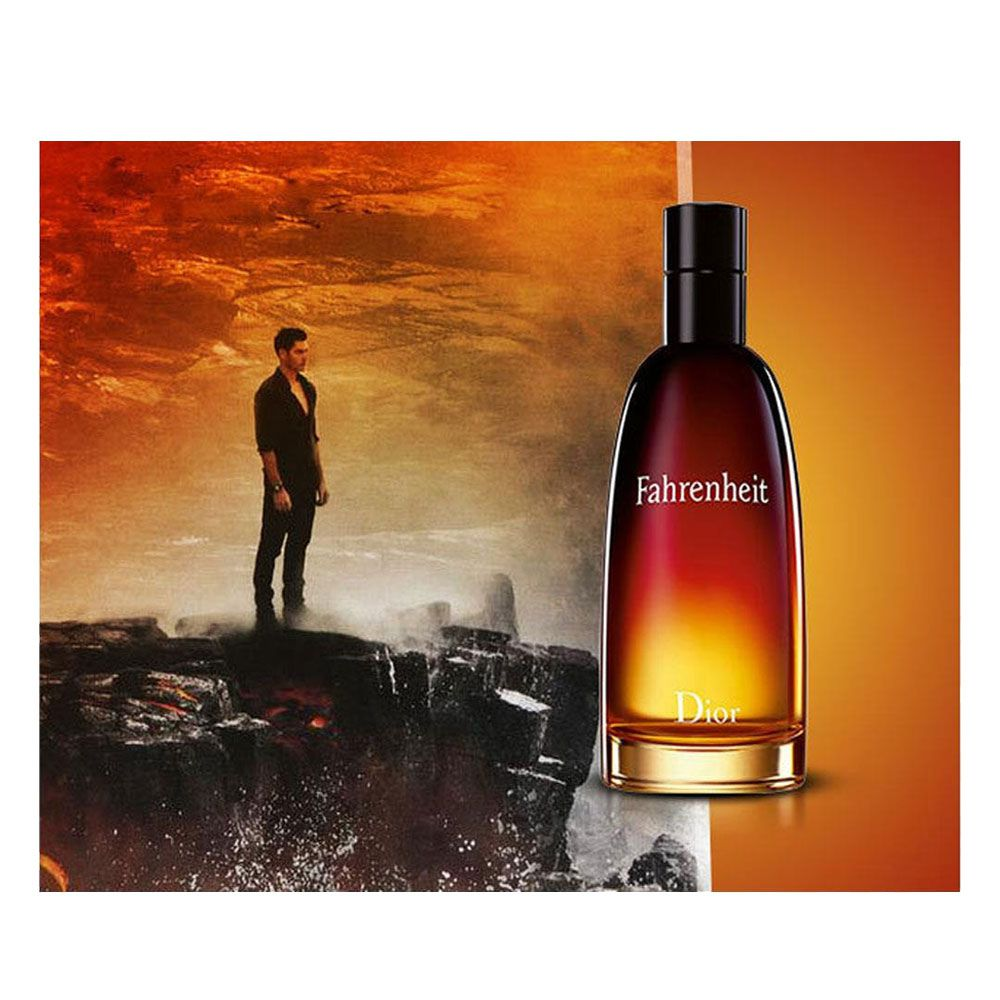 Perfume Fahrenheit - Dior - Masculino - Eau de Toilette