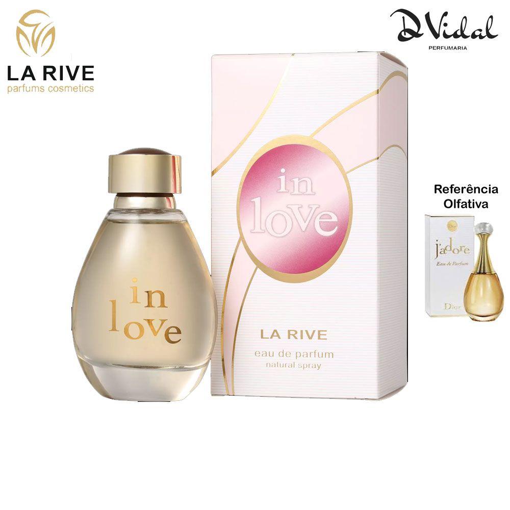 In Love - La Rive Eau de Parfum - Perfume Feminino 90ml