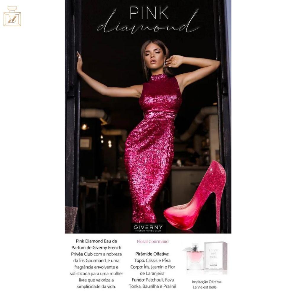 Pink Diamond Glamorous Giverny - 100ML