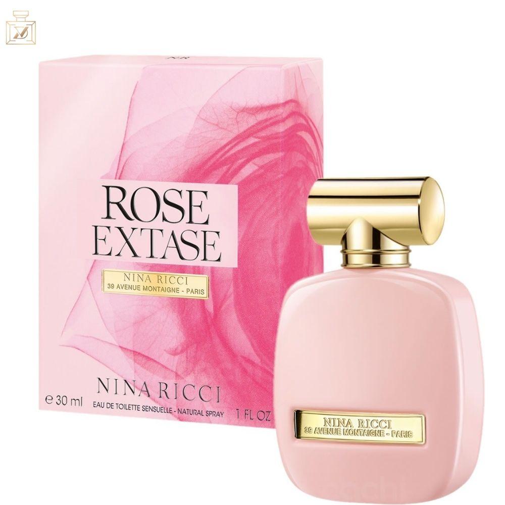 Rose Extase - Nina Ricci Eau de Toilette - Perfume Feminino
