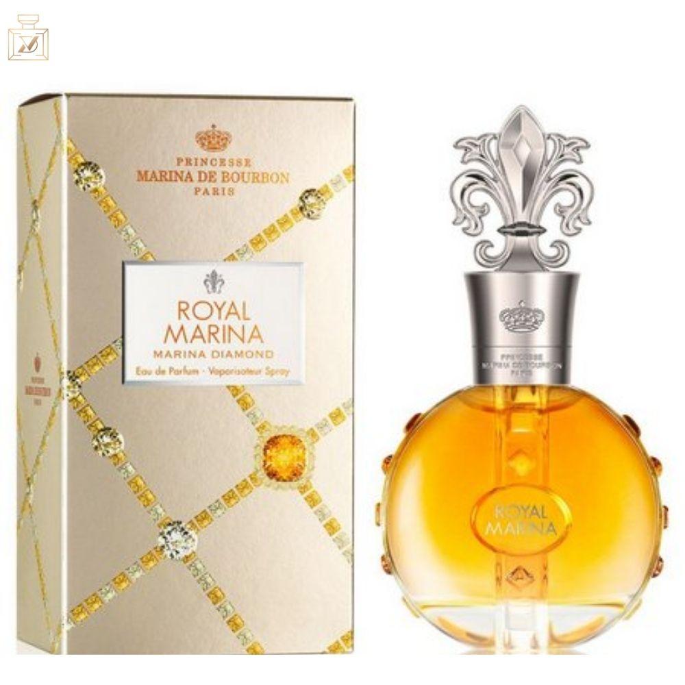Royal Marina Diamond - Marina de Bourbon Eau de Parfum - Perfume Feminino