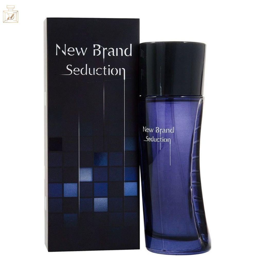 Seduction For Men New Brand Eau de Toilette - Perfume Masculino 100ml