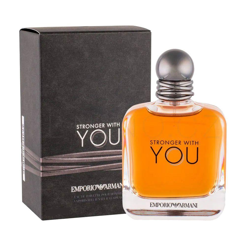 Stronger With You - Giorgio Armani Eau de Toilette - Perfume Masculino