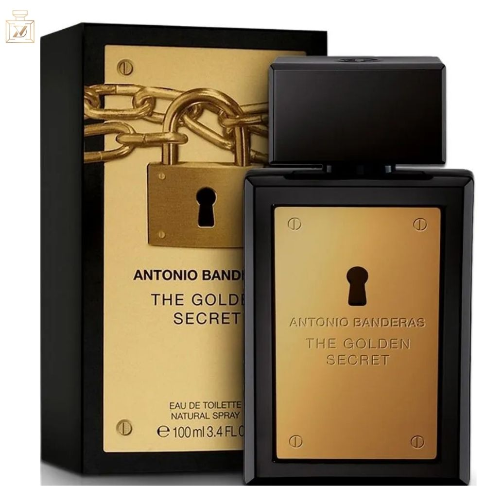 The Golden Secret - Antonio Banderas Eau de Toilette - Perfume Masculino