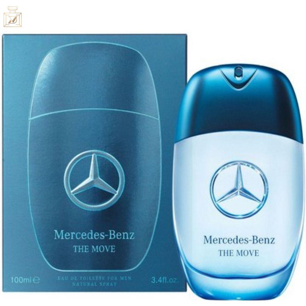 The Move Mercedes-Benz - Eau de Toilette - Perfume Masculino 100ml
