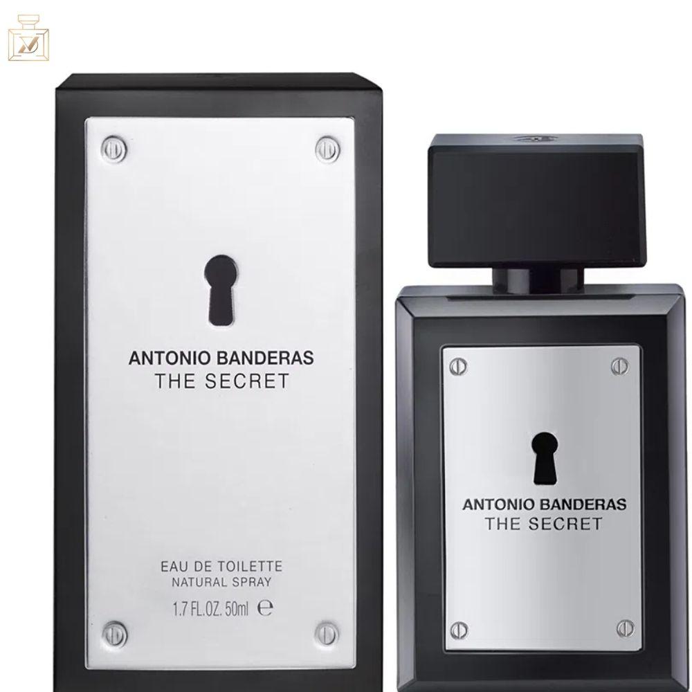 The Secret Antonio Banderas Eau de Toilette - Perfume Masculino