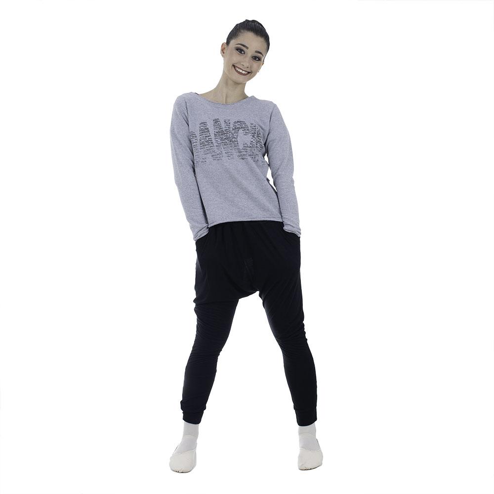 Blusa manga comprida com estampa diversas - Moletim