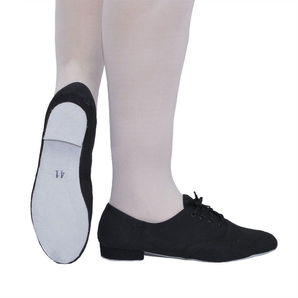 Sapato Caráter Modelo Royal masculino - Lona