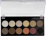 Paleta de Sombras Opaca Archy Make Up