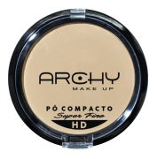 Pó Compacto Super Fino Nº 1 Archy Make Up