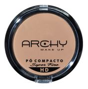Pó Compacto Super Fino Nº 6 Archy Make Up
