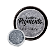 Sombra Pigmento Prata Nº 03 Archy Make Up