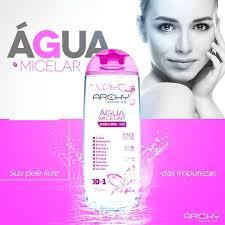 Água Micelar 10 em 1 250ml  Archy Make Up