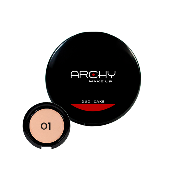 Duo Cake Nº 1 Archy Make Up