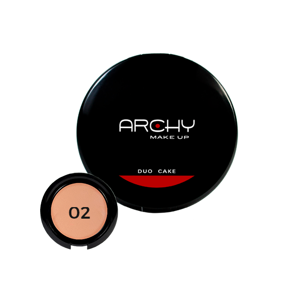 Duo Cake Nº 2 Archy Make Up