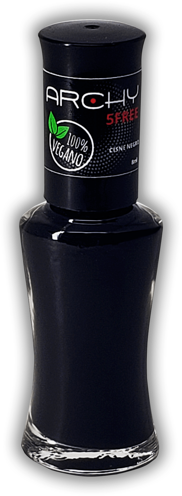 Esmalte Vegano 5 Free Cisne Negro - Archy Make Up