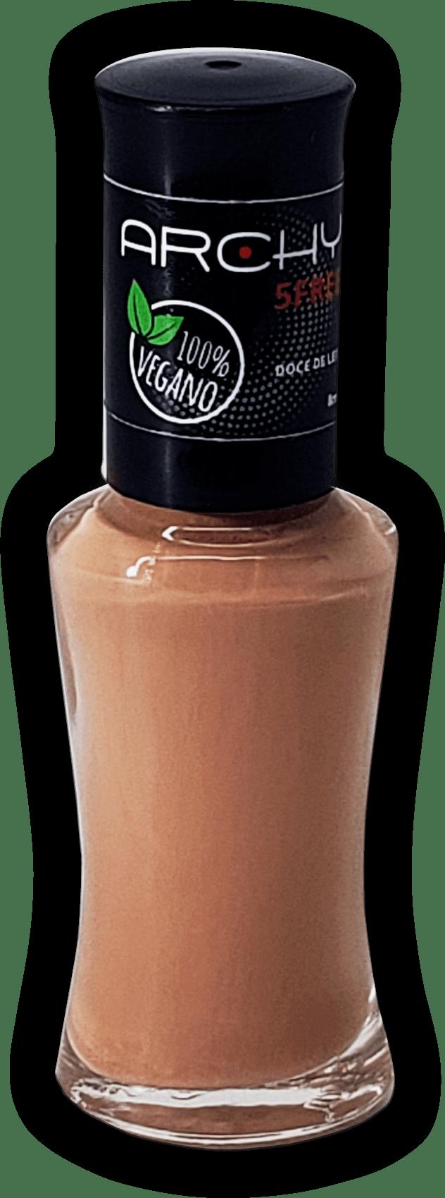 Esmalte Vegano 5 Free Doce de Leite - Archy Make Up