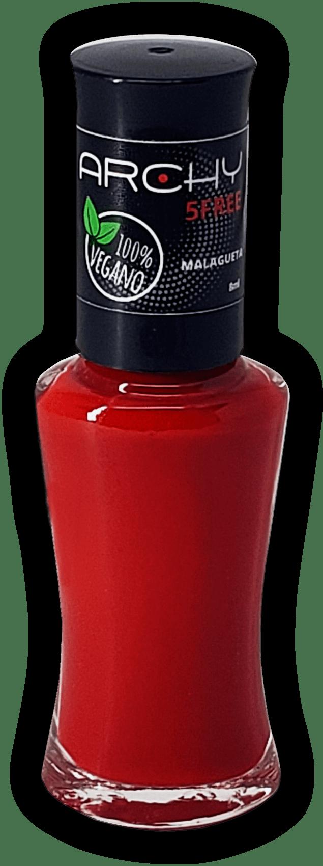 Esmalte Vegano 5 Free Malagueta - Archy Make Up