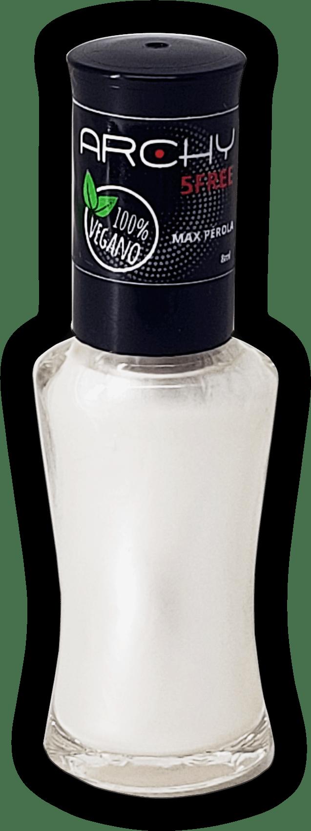 Esmalte Vegano 5 Free Max Pérola - Archy Make Up