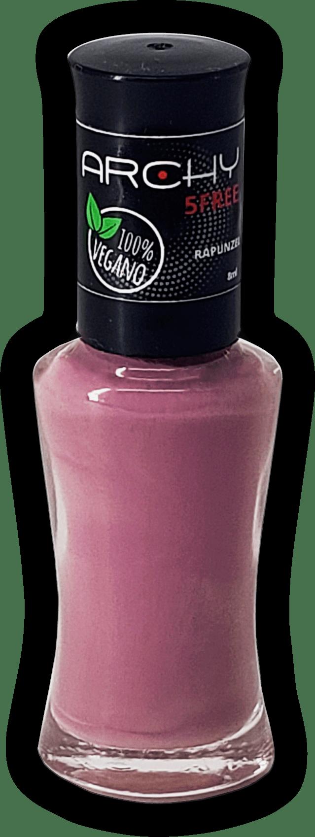 Esmalte Vegano 5 Free Rapunzel - Archy Make Up