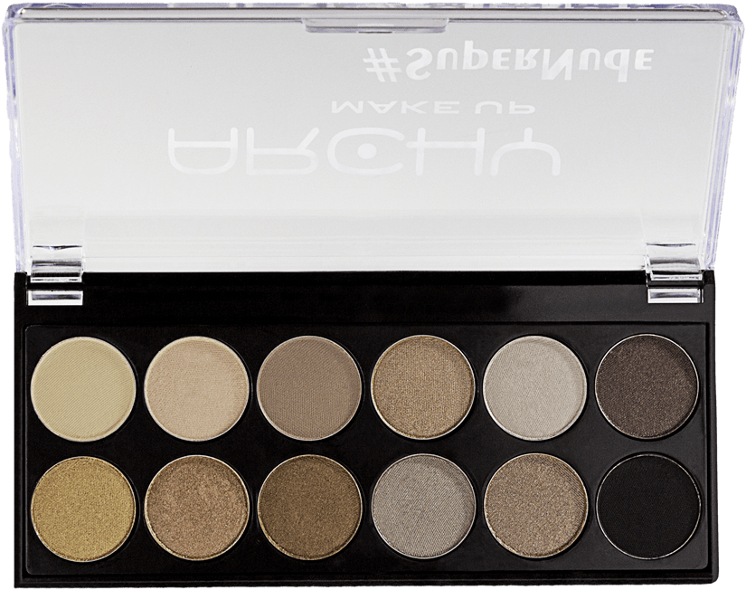 Paleta de Sombras Supernude Archy Make Up