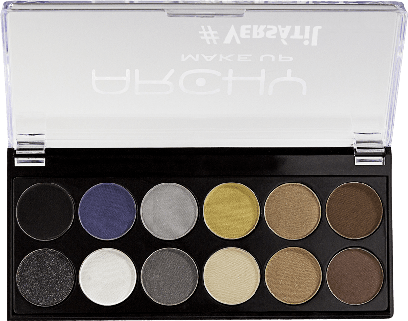 Paleta de Sombras Versátil Archy Make Up