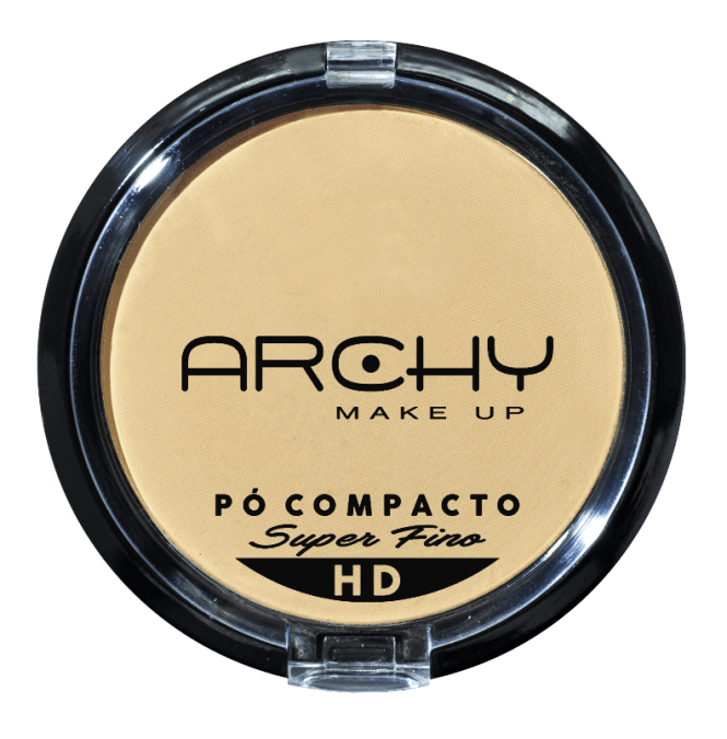Pó Compacto Super Fino Nº 2 Archy Make Up