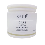 KEUNE SATIN OIL MASK / MASQUE 200ml
