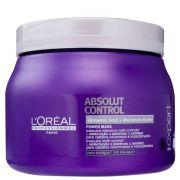 L'Oréal Professionnel Máscara Absolut Control - 500g