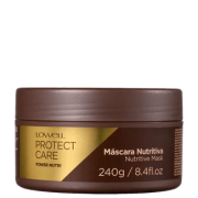 Máscara Lowell Protect Care Power Nutri 240 gr