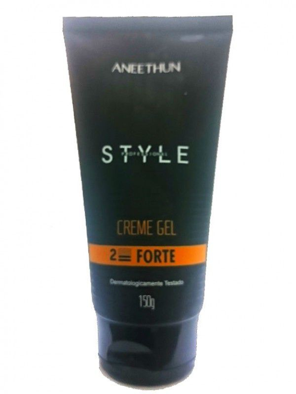 Creme Gel Aneethun Style Fixadora Forte 150g