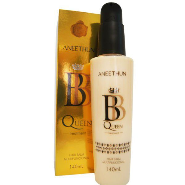 Aneethun Leave-In BB Queen Hair Balm Multifuncional - 140ml