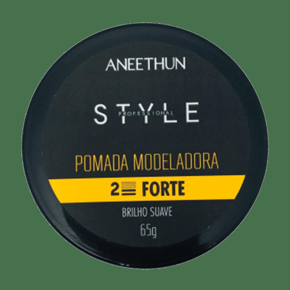 Aneethun Pomada Style Fixadora Forte - 65g