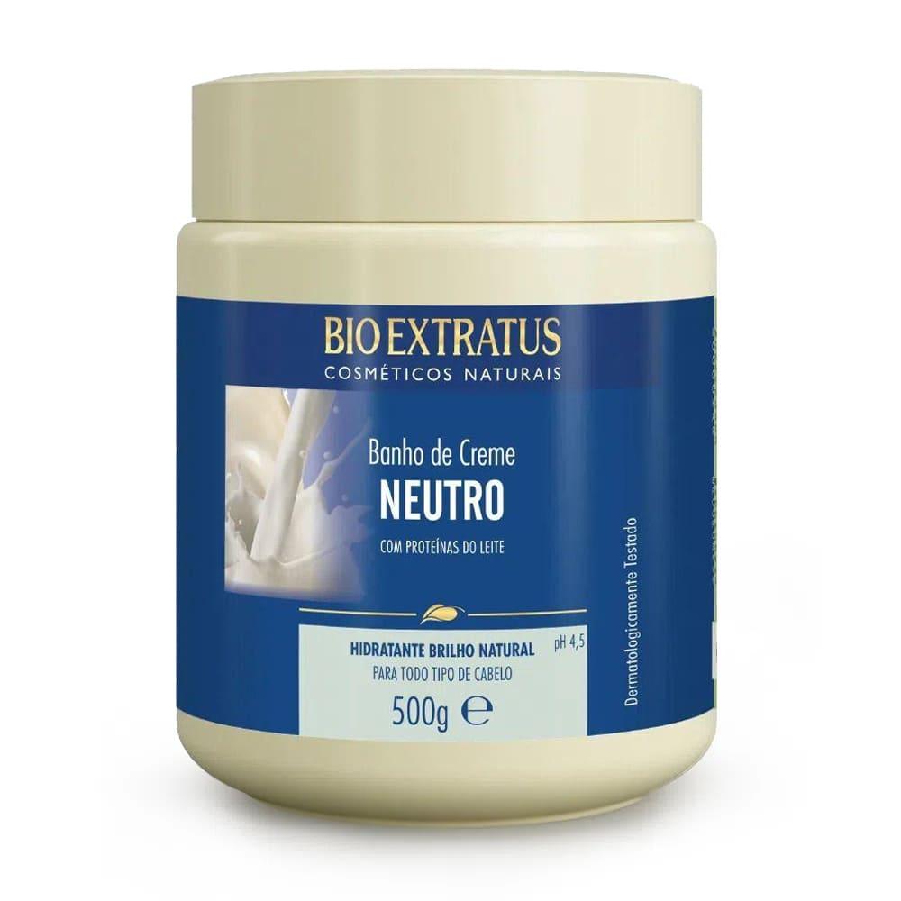 Banho de Creme  Neutro Bio Extratus 500 gr