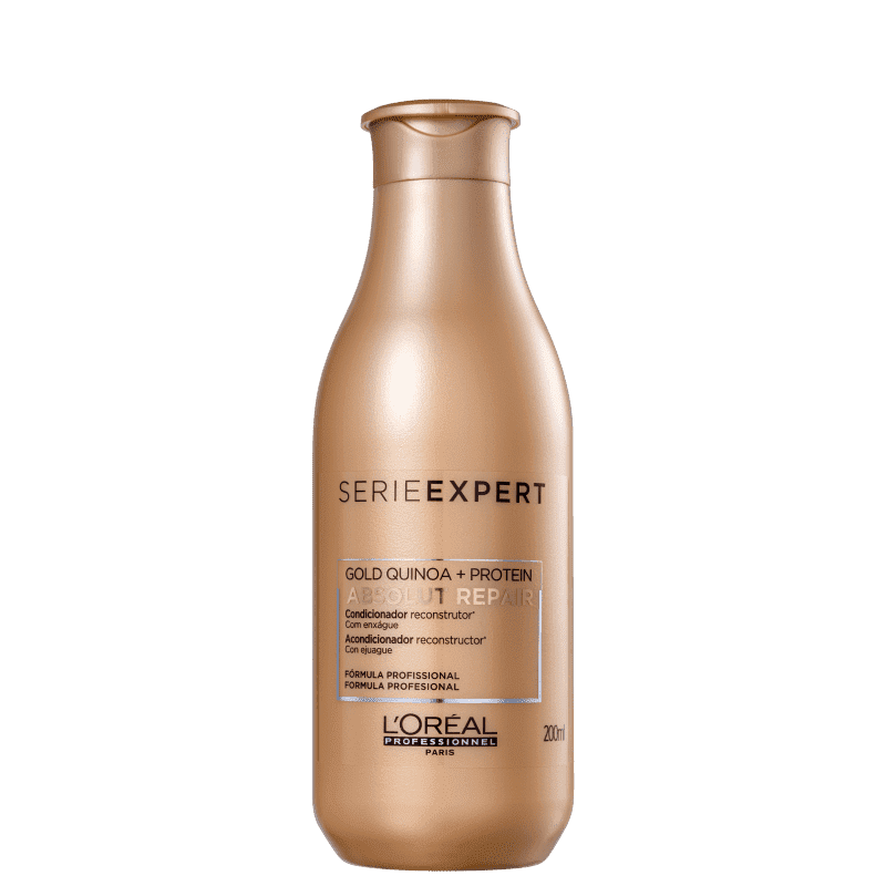 Condicionador L'Oreal Professionnel Absolut Repair Gold Quinoa + Protein 200ml