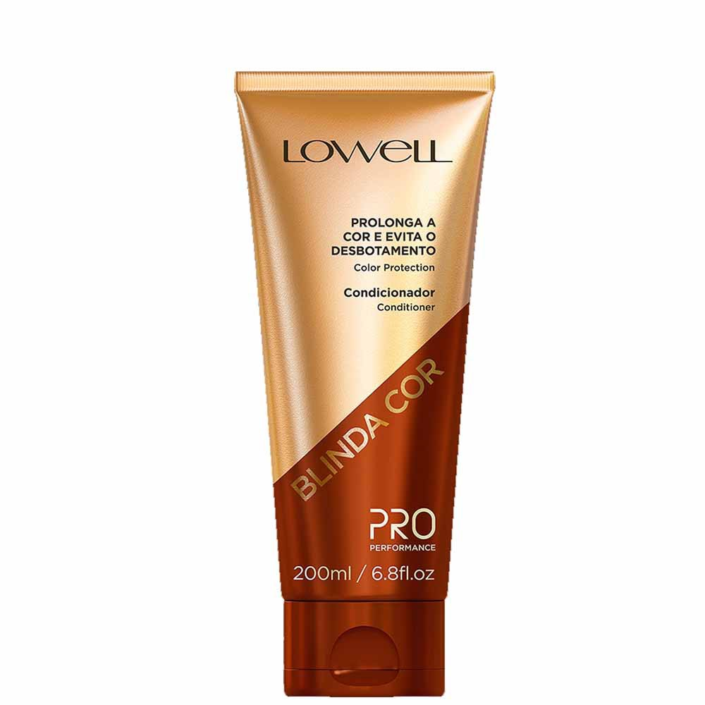 Condicionador Lowell Blinda Cor 200ml