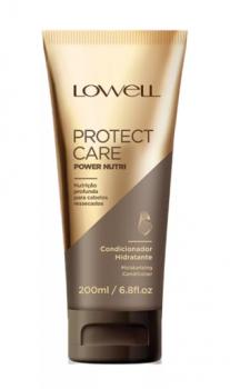 Condicionador Lowell Protect Care Hidratante 200ml