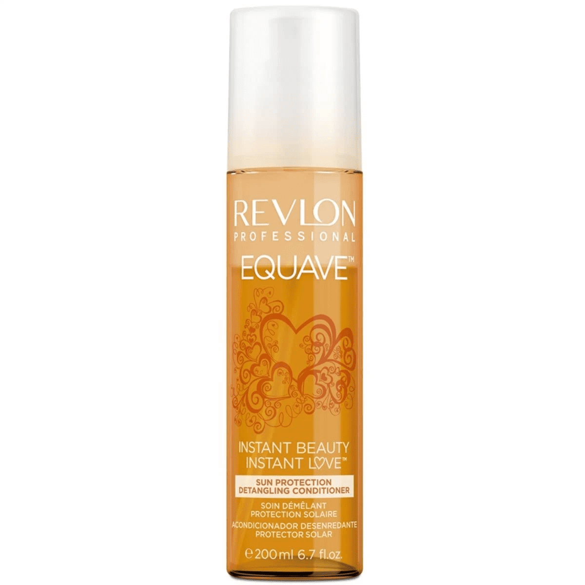 Condicionador Sem Enxágue Revlon Equave Sun Protection 200ml