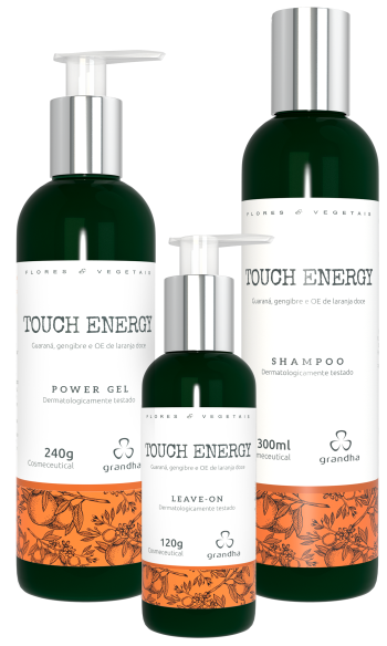 Kit Grandha Touch Energy TRIO