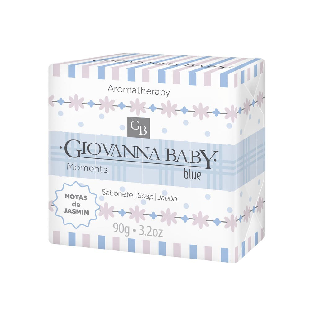 Kit Giovanna Baby Blue TRIO