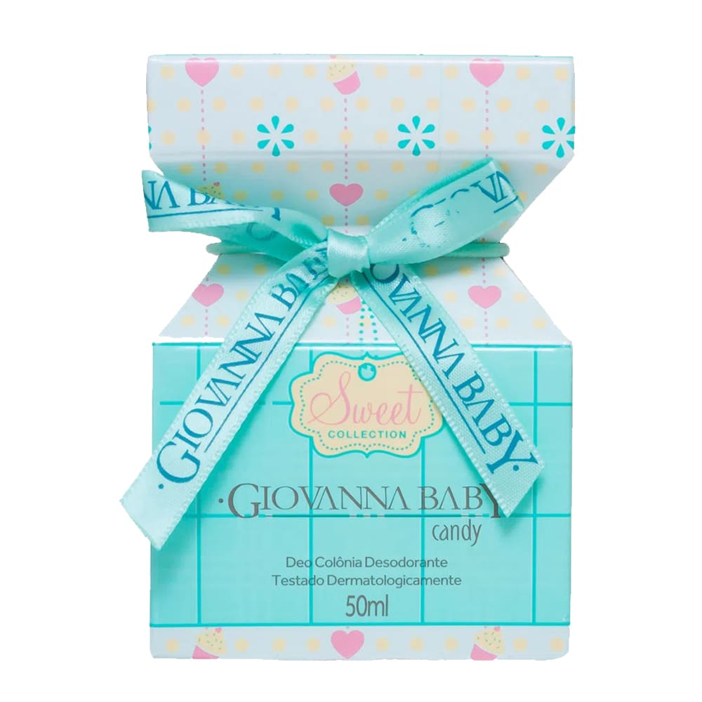Kit Giovanna Baby Candy TRIO