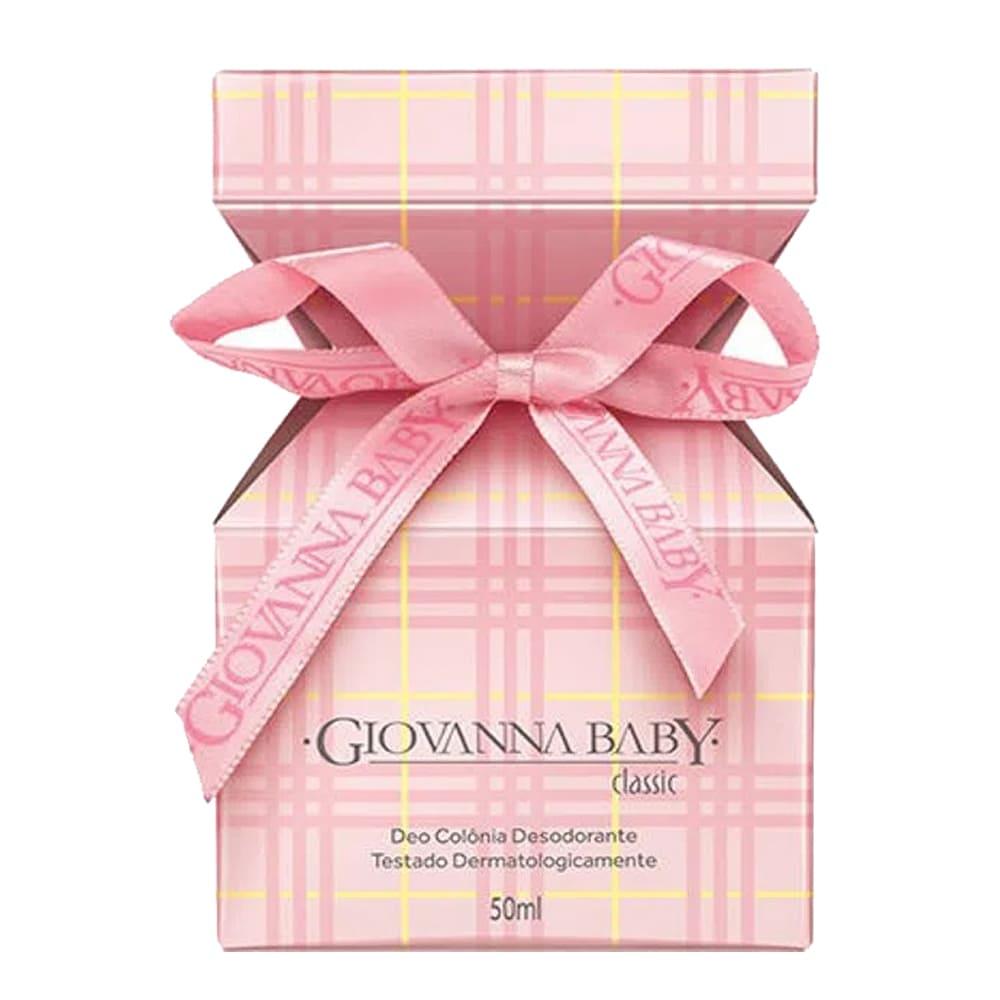 Kit Giovanna Baby Classic TRIO