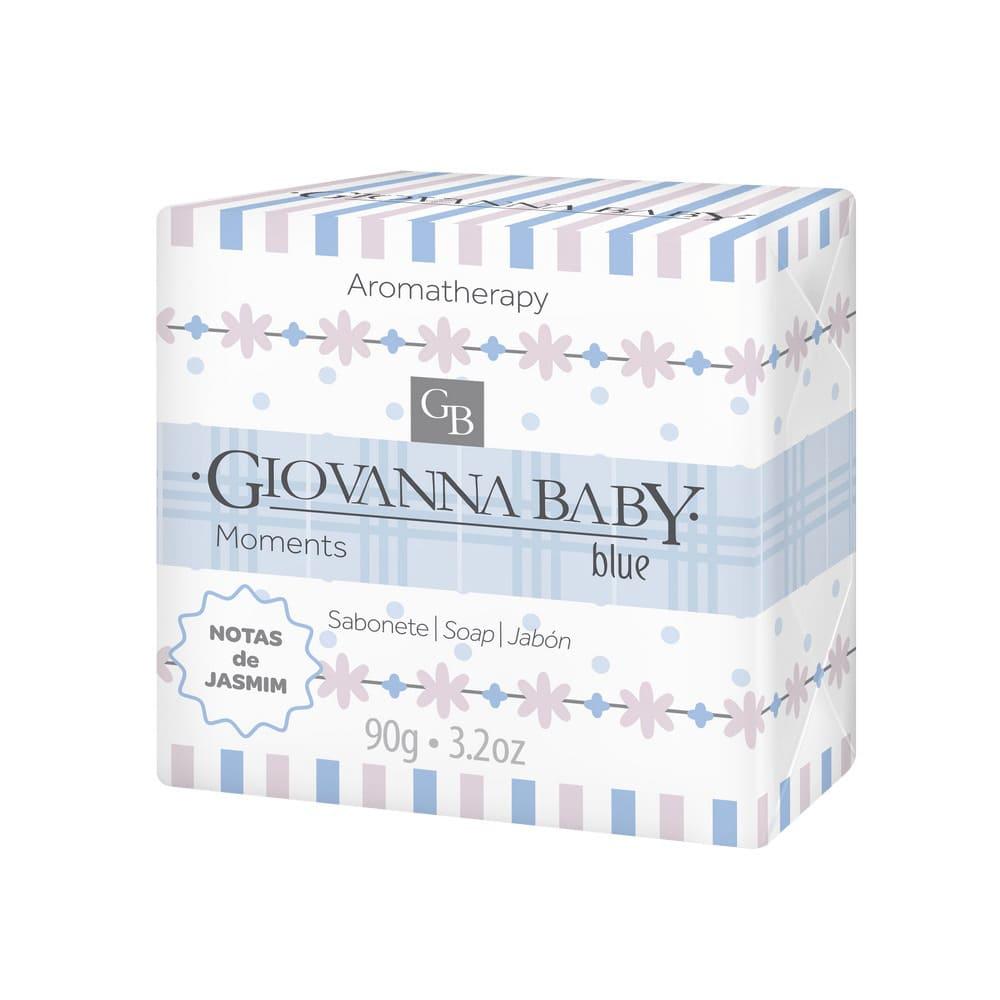 Kit Giovanna Baby Eterno Encanto Blue TRIO