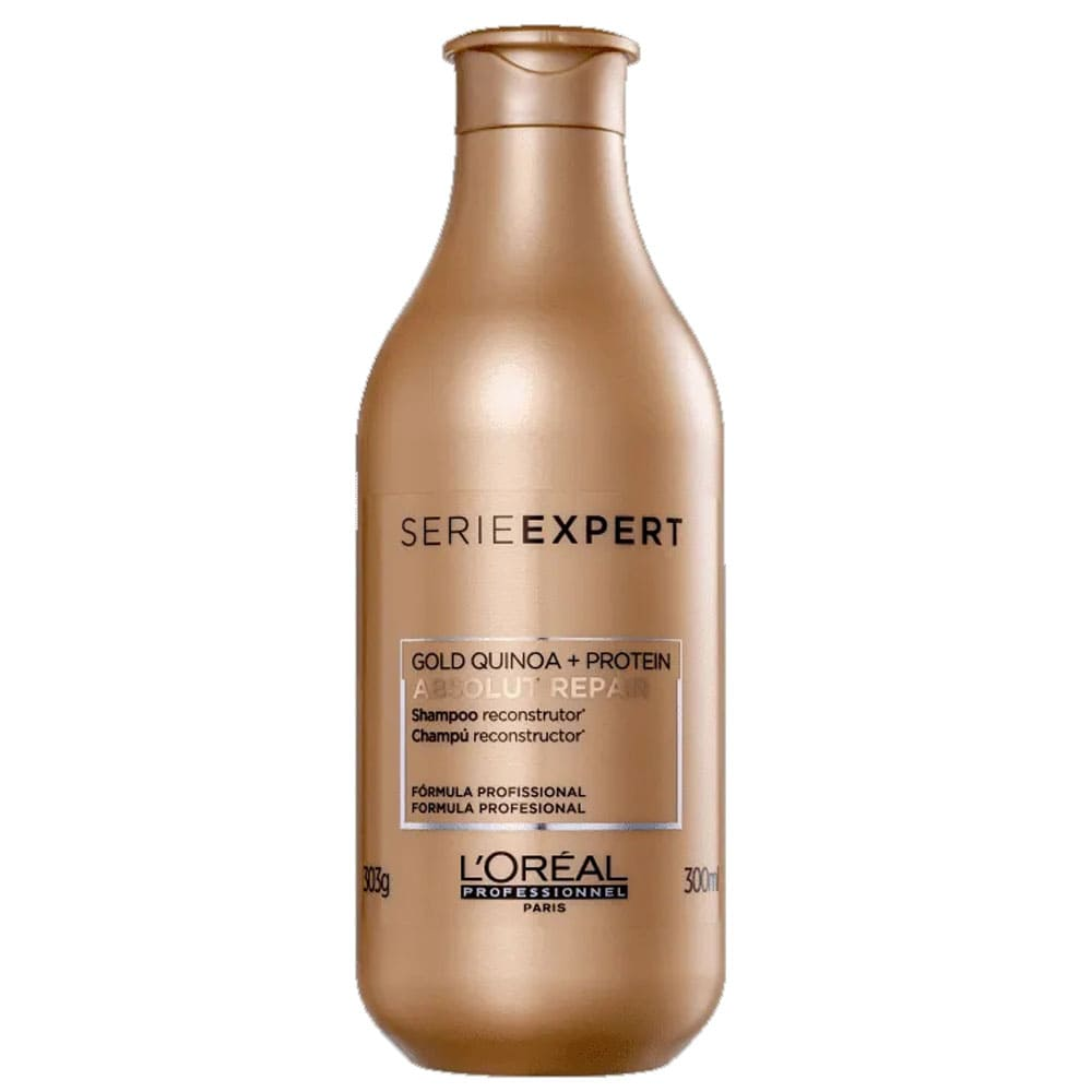 Kit L'oreal Professionnel Absolut Repair Gold Quinoa DUO