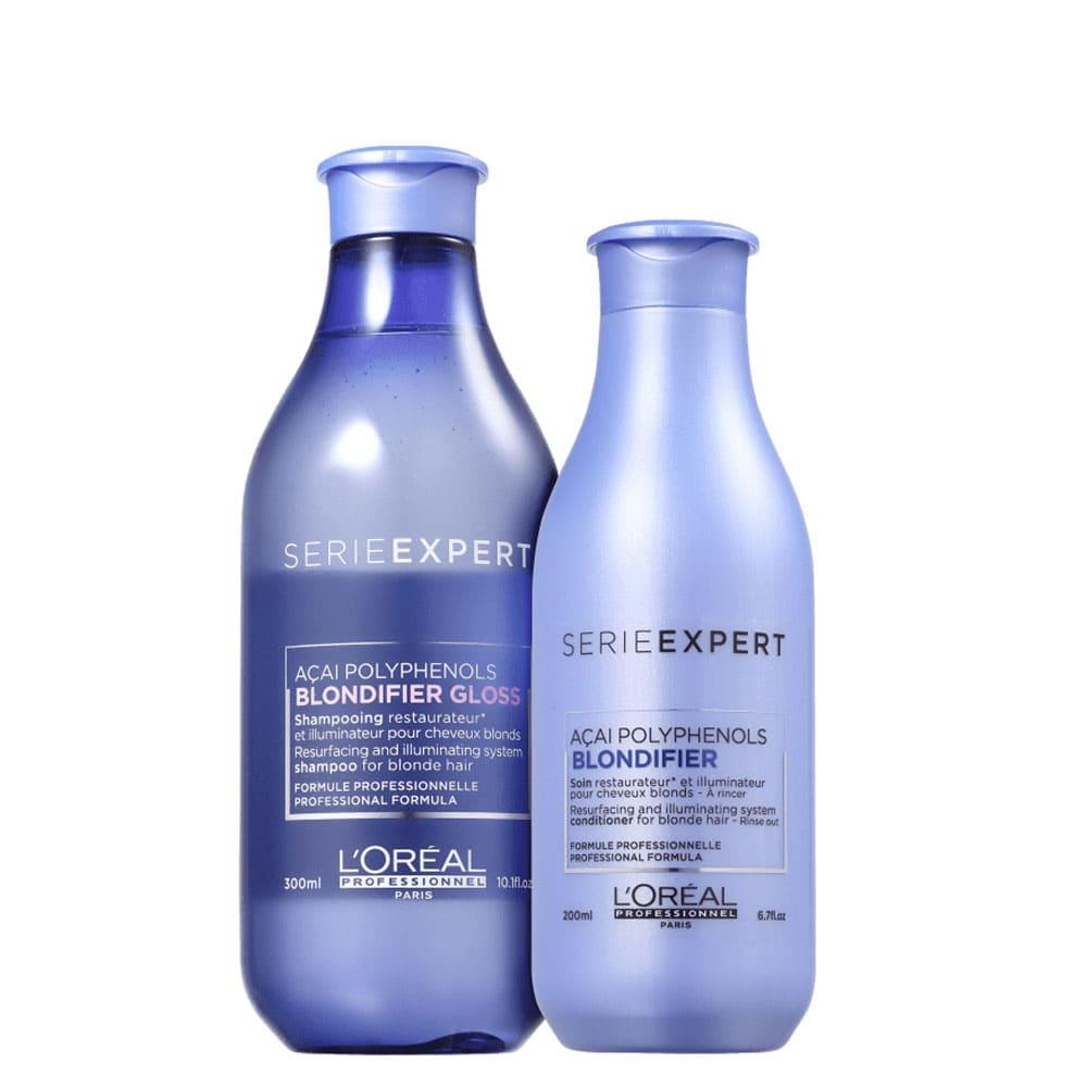 Kit L'Oréal Professionnel Blondifier Gloss DUO