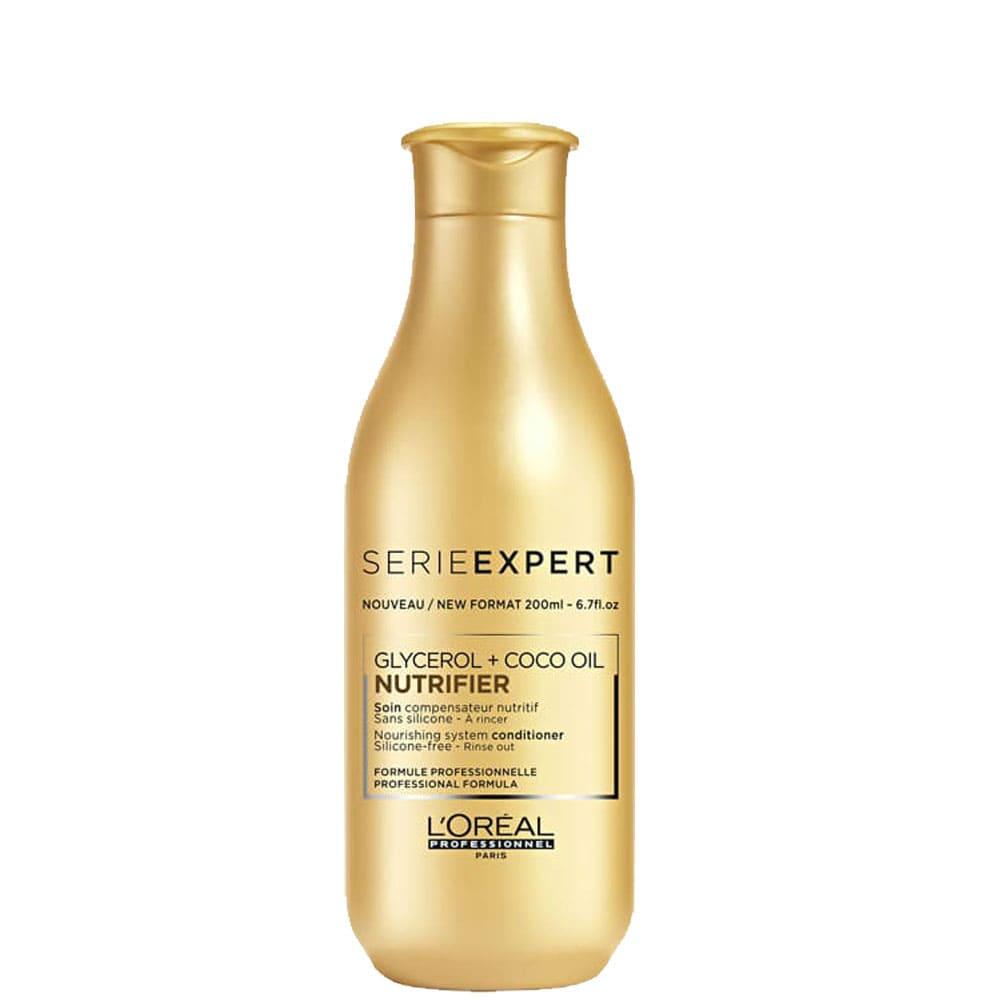 Kit L'Oréal Profissionel Nutrifier Glycerol + Óleo de Coco DUO