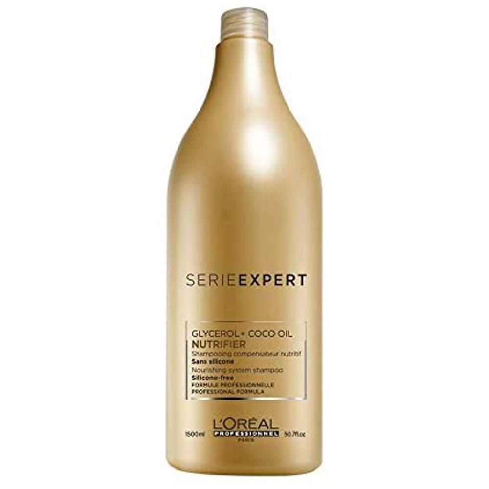 Kit L'Oréal Profissionel Nutrifier Glycerol + Óleo de Coco DUO 1,5L