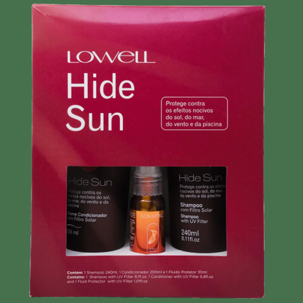 Kit Lowell Hide Sun TRIO